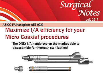 ASICO - Ophthalmic Surgical Instruments