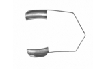 Barraquer Solid Blade Wire Speculum, Large